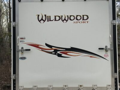Wildwood Sport 36.5' Toy hauler for sale $16,000.00