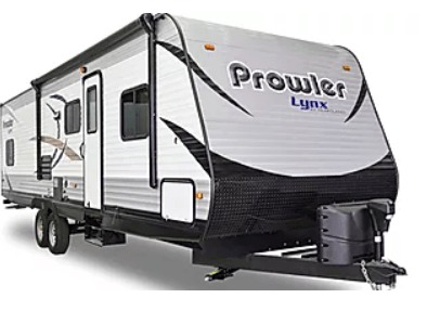25 Foot Travel Trailer
