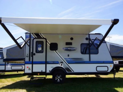 2018 Jayco Feather X17Z
